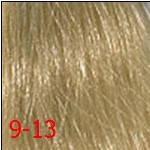 9/13 блондин попелясто золотий INDOLA PROFESSIONAL Фарба для волосся 60 мл., фото 3
