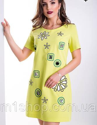 Платье со стразами | Соланж lzn, фото 2