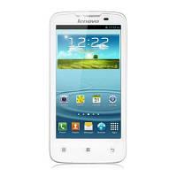 Обзор смартфона Lenovo A820 White