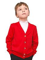 "Кофта трикотажная на пуговицах М -955 от 5 до 14 лет рост 110-158 тм ""Попелюшка"", фото 1"