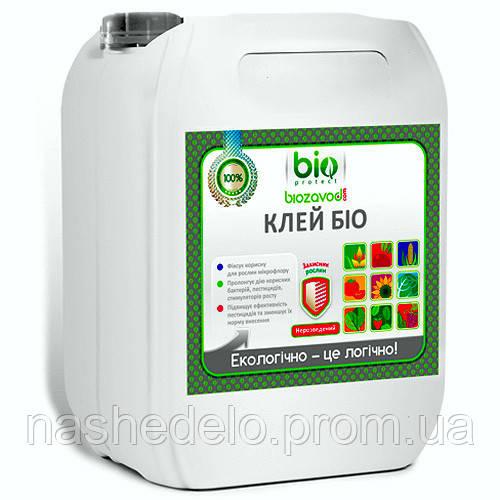 Биопрепарат Клей Био 10 л. (прилипатель) Биозавод