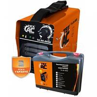 Сварочный аппарат TexAC ММА 250 ТА-00-005  от 140В - 250В электроды  1,6 - 4,0 мм