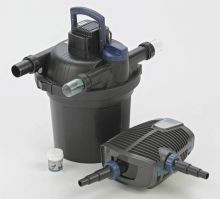 Напорная система фильтрации FiltoClear Set 12000