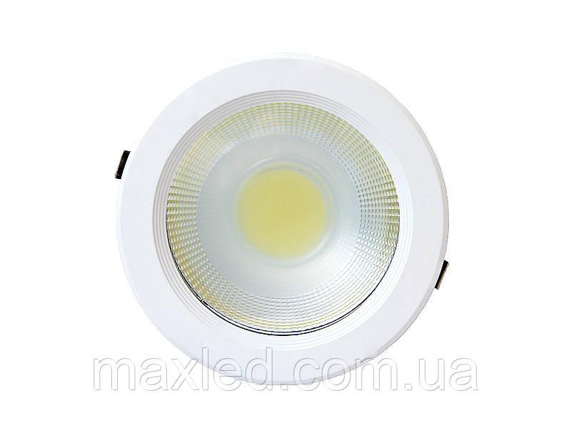 Светодиодный светильник 30Вт SC30XR 6500K, фото 1
