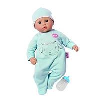 Кукла Мой первый малыш (мальчик), 36 см, My First  Baby Annabell Zapf
