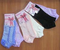 """Носки короткие женские однотонные """"Натали"""", фото 1"""