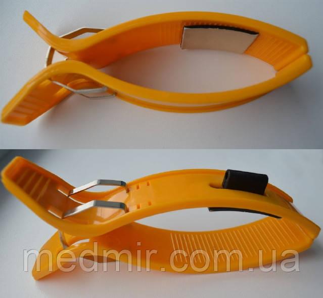 ЭКХ-01 Электрод на конечности ЭКГ хлорсеребрянный