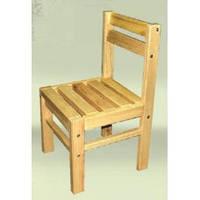 Стульчик Sofia Eco ST-7 (деревяный стульчик)