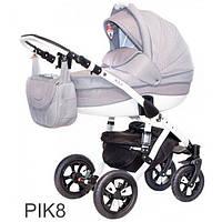 Детская коляска 2 в 1 Adamex Avila PIK8