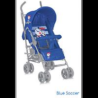 Коляска Bertoni FIESTA ЧЕХОЛ (blue soccer)