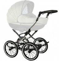 Рама Classic для коляски Kajtex Fashion (черные колеса)