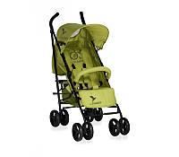 Прогулочная коляска Bertoni I-Moove с чехлом I-Move (green planet)