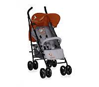 Прогулочная коляска Bertoni I-Moove с чехлом I-Move (grey&orange lorelli)
