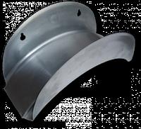 Настенный кронштейн для садового шланга металлический Bradas