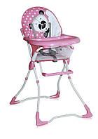 Стульчик для кормления Bertoni CANDY (pink panda)