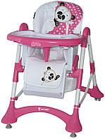 Стульчик для кормления Bertoni ELITE (pink panda)