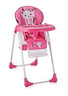 Стульчик для кормления Bertoni OLIVER (pink kitten)