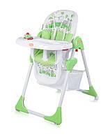 Стульчик для кормления Bertoni YAM YAM (green toy train)