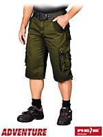 Защитные брюки до пояса - укороченные SKV-ACTION Z