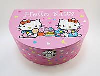 Детская шкатулка для украшений Hello Kitty, фото 1