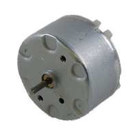 Микро электродвигатель  RF-500TB-12560 6V
