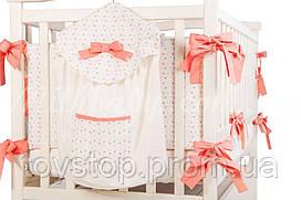 Карман на кроватку Putti Baby Bird
