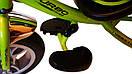 3-х колесный велосипед с ручкой Turbo trike, фото 3
