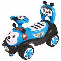 Машинка-каталка Alexis-Babymix 7625 (blue)