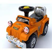 Машинка-каталка Alexis-Babymix HZ-553 (orange)