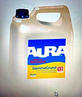 Универсальная укрепляющая грунтовка- концентрат глубокого проникновения Gamma Grunt Aura Eskaro  1 л