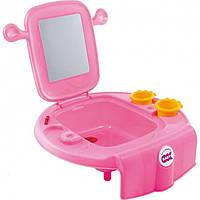 Умывальник OK Baby Space 819 pink color 66