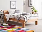Кровать из массива дерева 018, фото 9