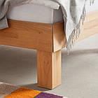 Кровать из массива дерева 018, фото 8
