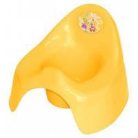 Горшок музыкальный Bertoni (yellow)
