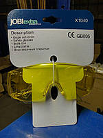 Очки защитные Jobi желтые (Х1040)