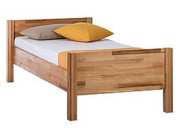 Кровать из массива дерева 019