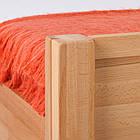 Кровать из массива дерева 019, фото 5