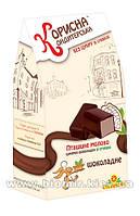 «Птичье молоко с шоколадом» на стевии