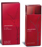 Туалетная вода In Red Eau De Parfum от Armand Basi