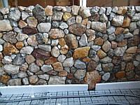 Редкий натуральный камень кварцит для декора стен