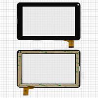 Сенсорный экран (touchscreen) для Freelander PD200, 30 pin, черный, оригинал