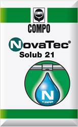 Комплексные водорастворимое Compo NovaTeс Solub21