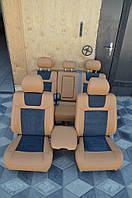 Чехлы в салон Toyota Land Cruiser 100 (1997-2007)