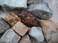 Камень кварцит для ландшафтного дизайна озер, ручьев, водопадов