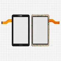 Сенсорный экран (touchscreen) для Freelander PD10 3G / PX1, 30 pin, черный, оригинал