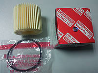 Фильтр масляный (оригинал) на Toyota Camry, Rav4, Corolla, Auris