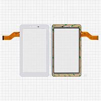 Сенсорный экран (touchscreen) для Freelander PD10 3G / PX1, 30 pin, белый, оригинал