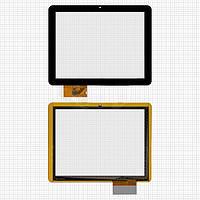 Touchscreen (сенсорный экран) для Nautilus NEO, 10 pin, черный, оригинал