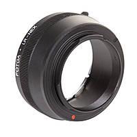 Адаптер, переходник Leica R (LR) - Sony-E (NEX) от Fotga