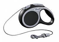 Поводок-рулетка для собак Trixie Flexi Vario XS - 3 м, до 8 кг, трос